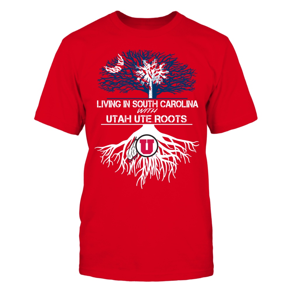Utah Utes - Living Roots South Carolina Front picture
