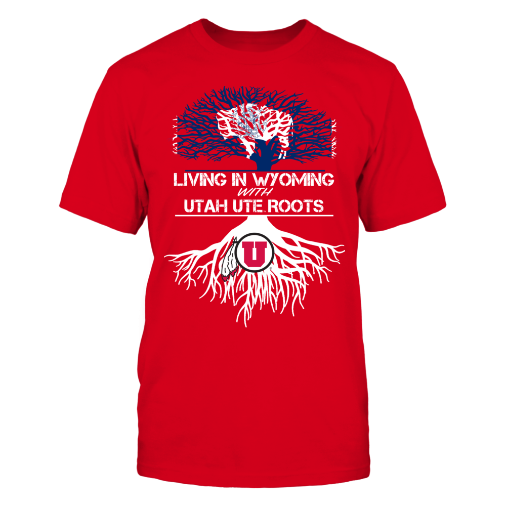 Utah Utes - Living Roots Wyoming Front picture