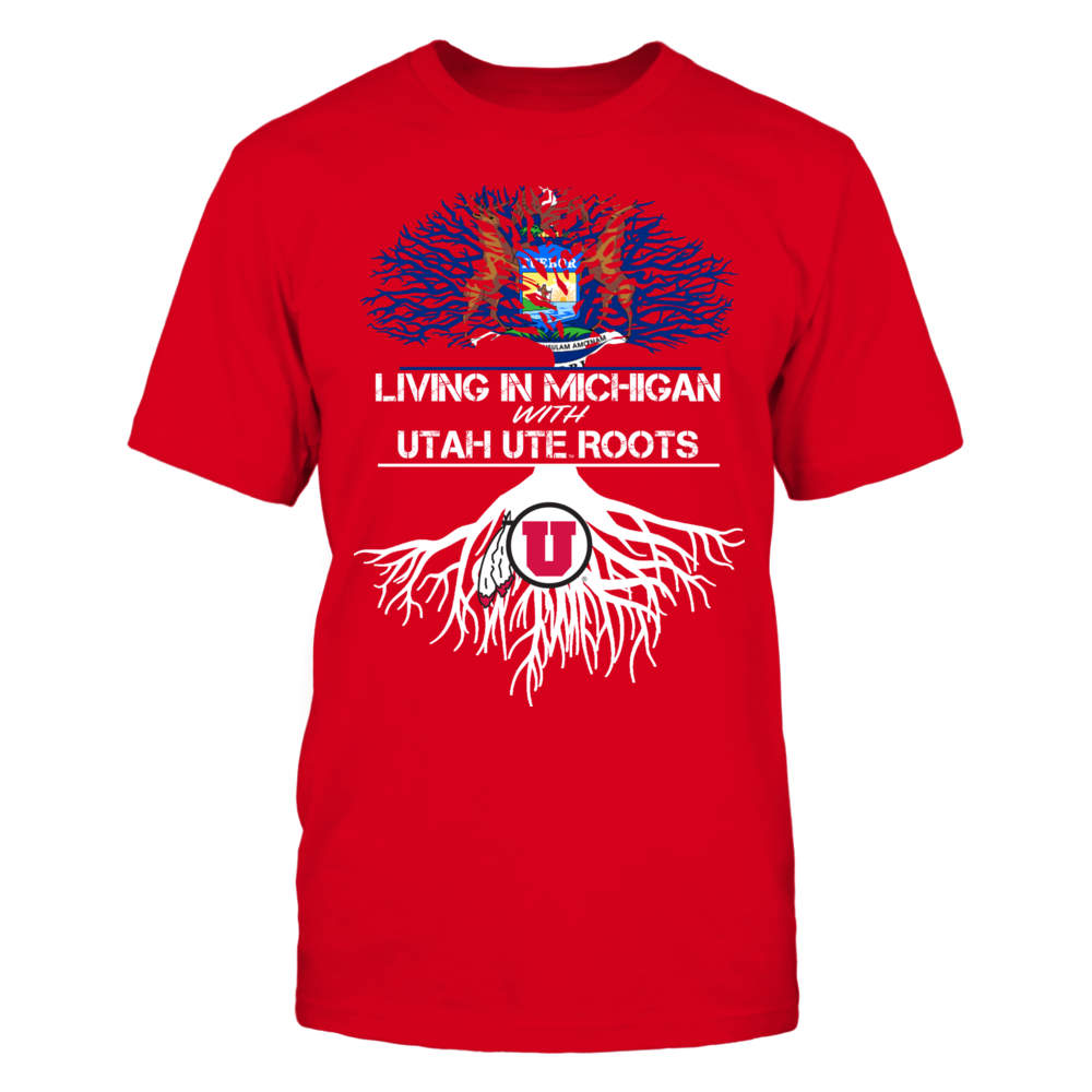 Utah Utes - Living Roots Michigan Front picture