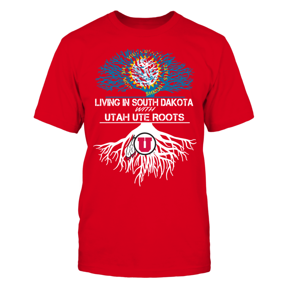 Utah Utes - Living Roots South Dakota Front picture