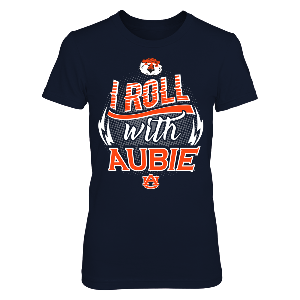 Auburn Tigers - I Roll With Aubie Front picture