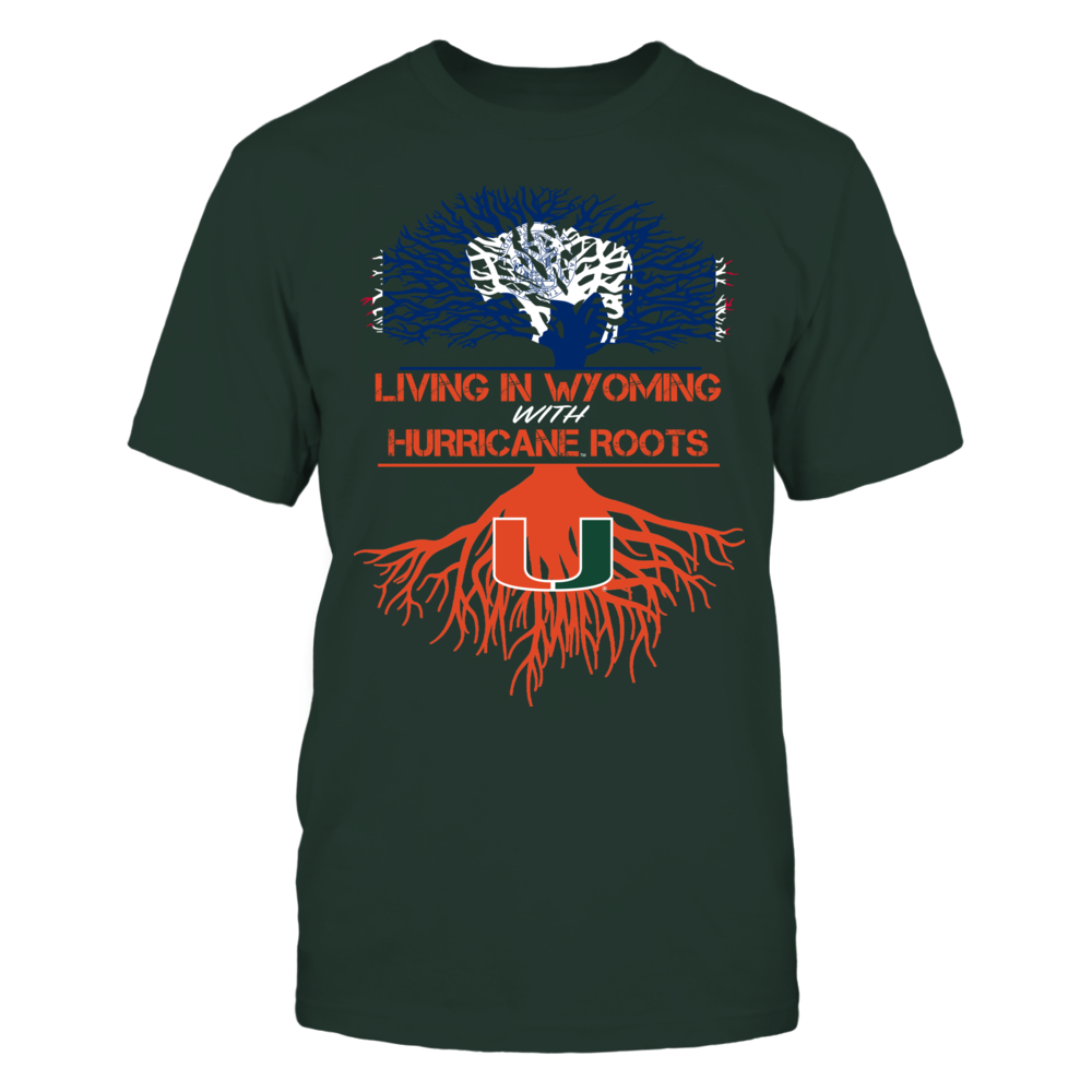 Miami Hurricanes - Living Roots Wyoming Front picture