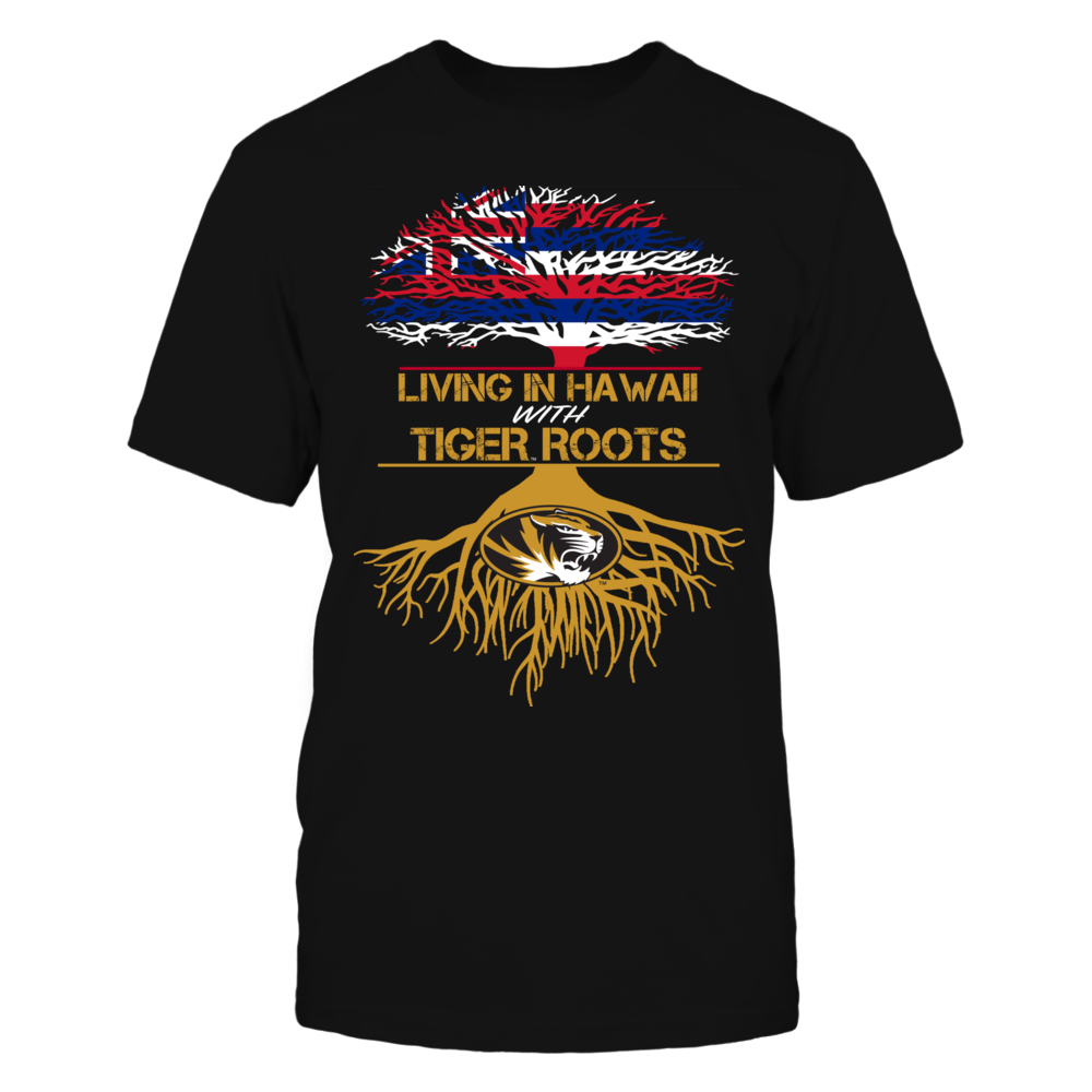 Mizzou Tigers - Living Roots Hawaii Front picture