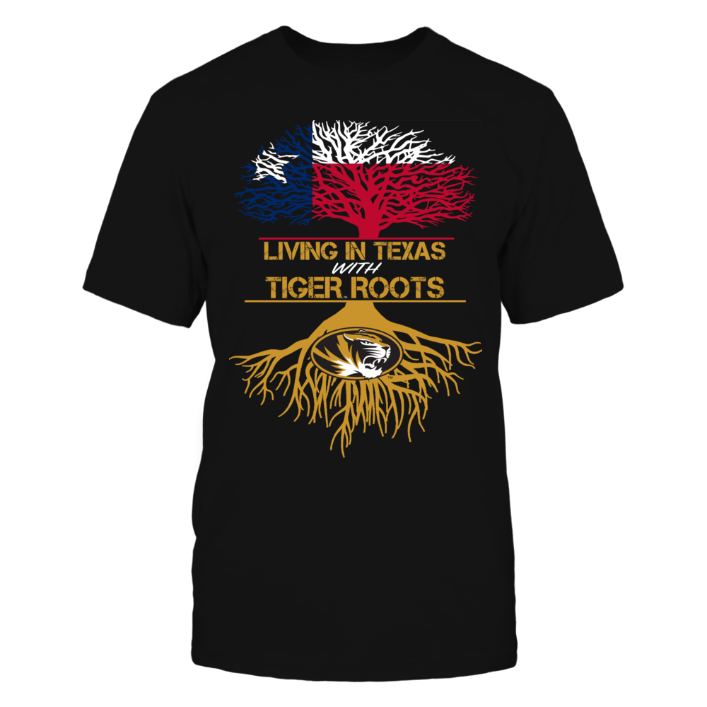 Mizzou Tigers - Living Roots Texas Front picture