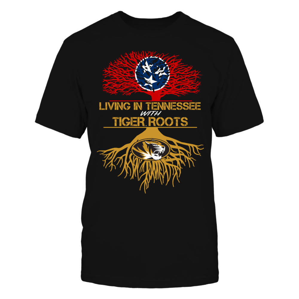 Mizzou Tigers - Living Roots Tennessee Front picture