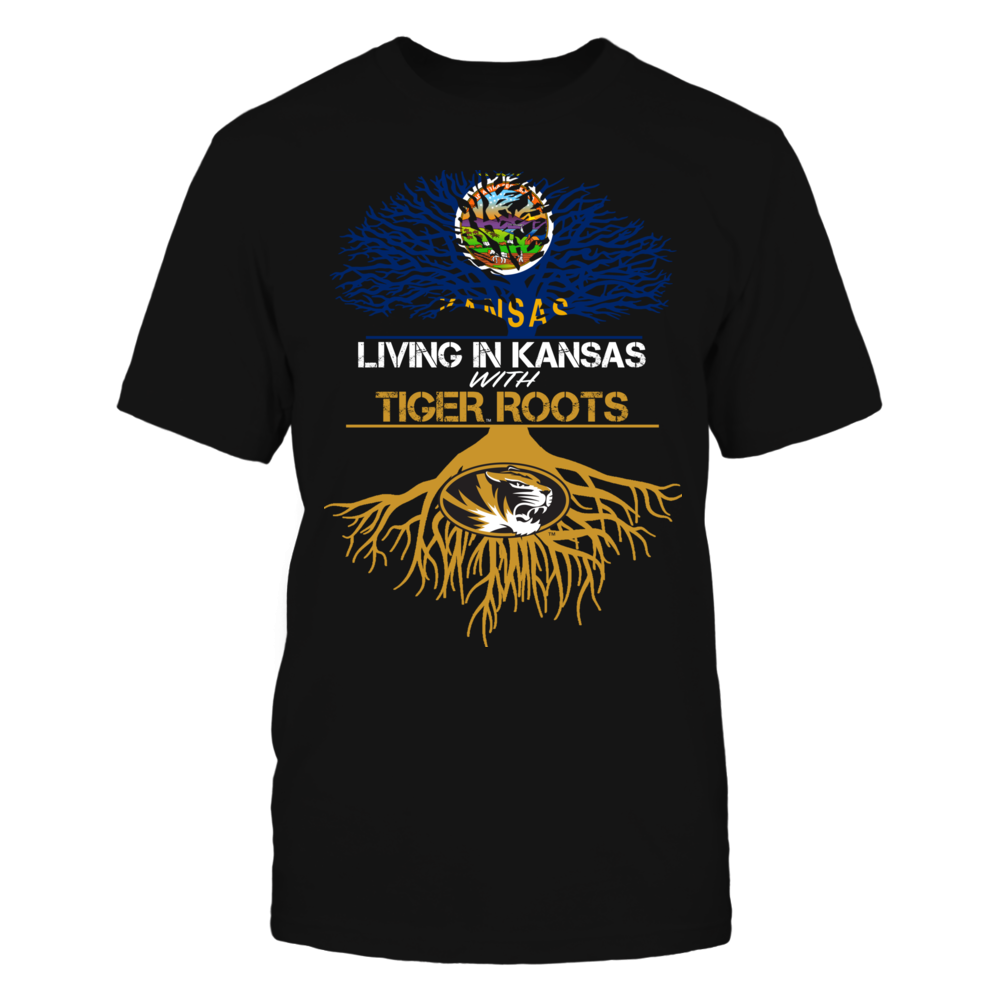Mizzou Tigers - Living Roots Kansas Front picture