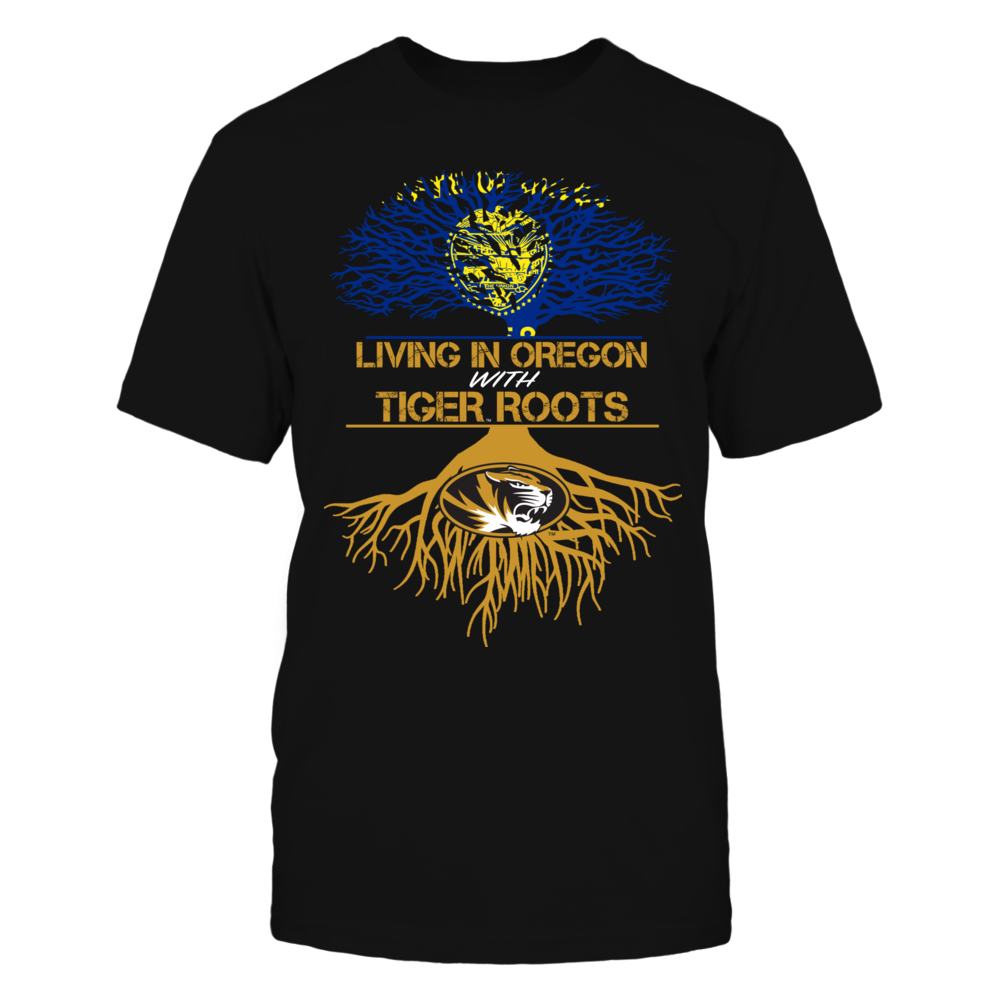 Mizzou Tigers - Living Roots Oregon Front picture