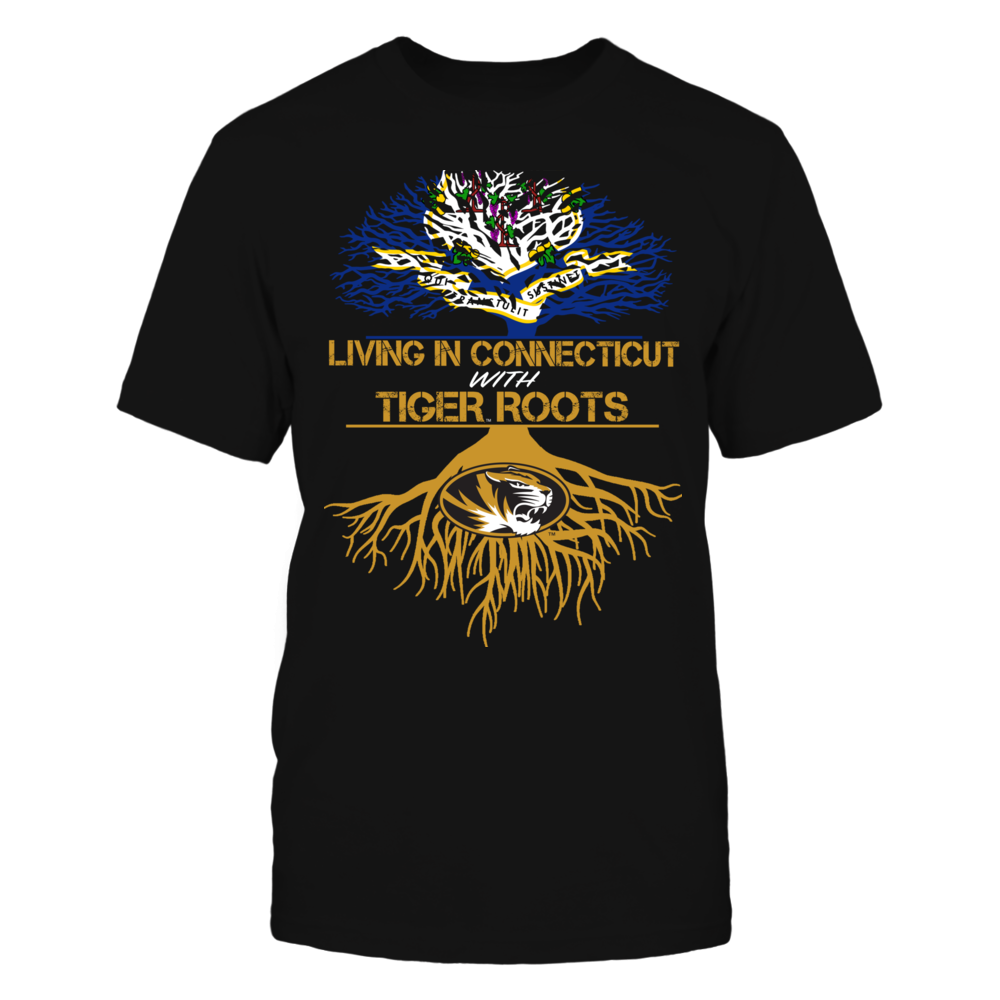 Mizzou Tigers - Living Roots Connecticut Front picture
