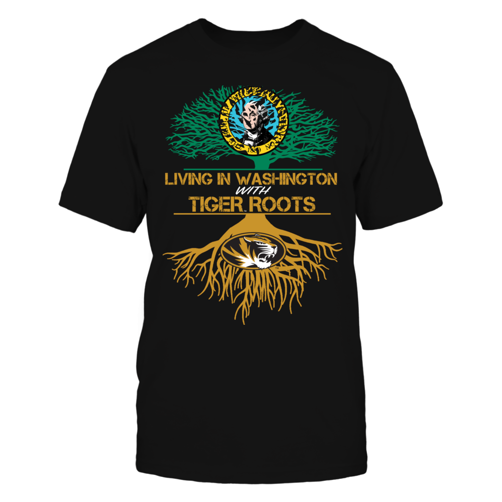 Mizzou Tigers - Living Roots Washington Front picture