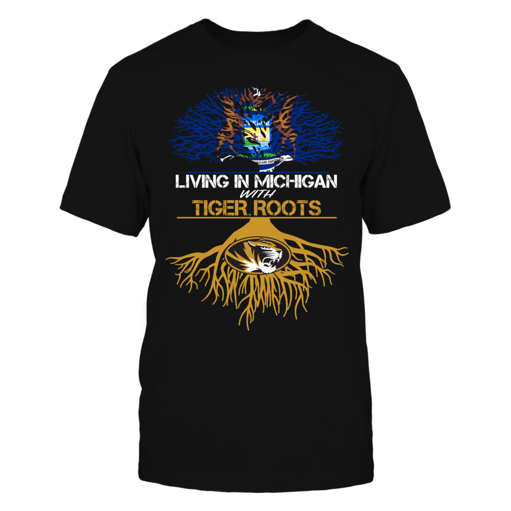 Mizzou Tigers - Living Roots Michigan Front picture