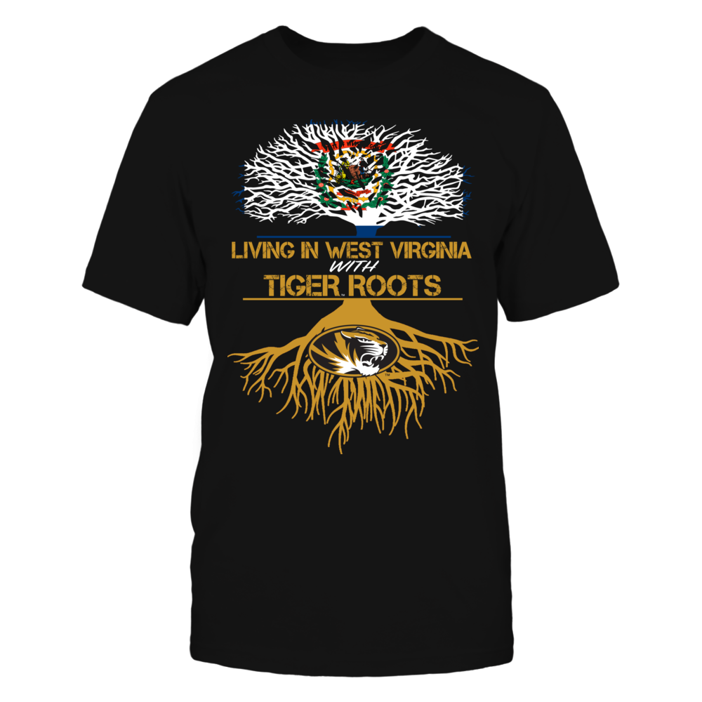 Mizzou Tigers - Living Roots West Virginia Front picture