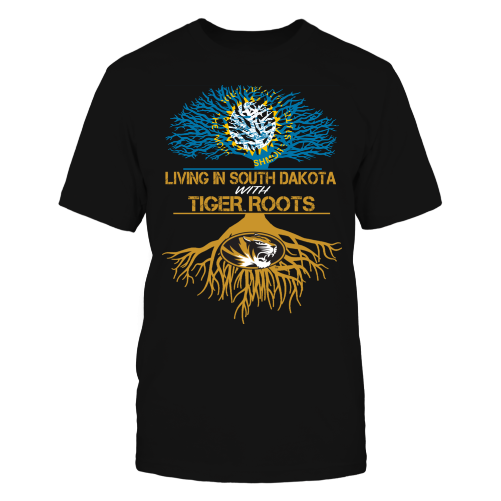 Mizzou Tigers - Living Roots South Dakota Front picture