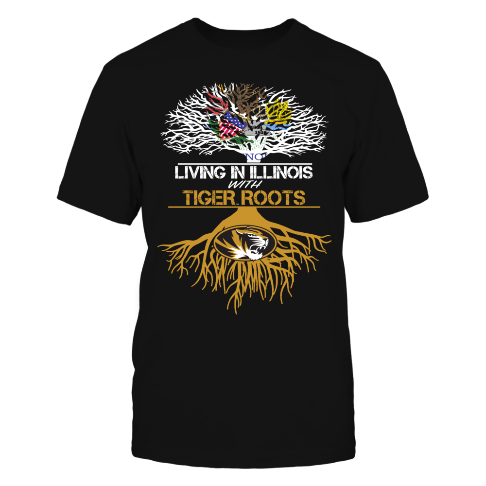 Mizzou Tigers - Living Roots Illinois Front picture