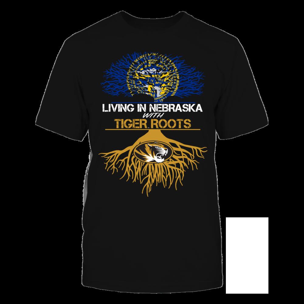 Mizzou Tigers - Living Roots Nebraska Front picture