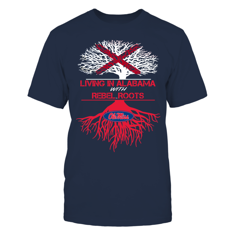 Ole Miss Rebels - Living Roots Alabama Front picture