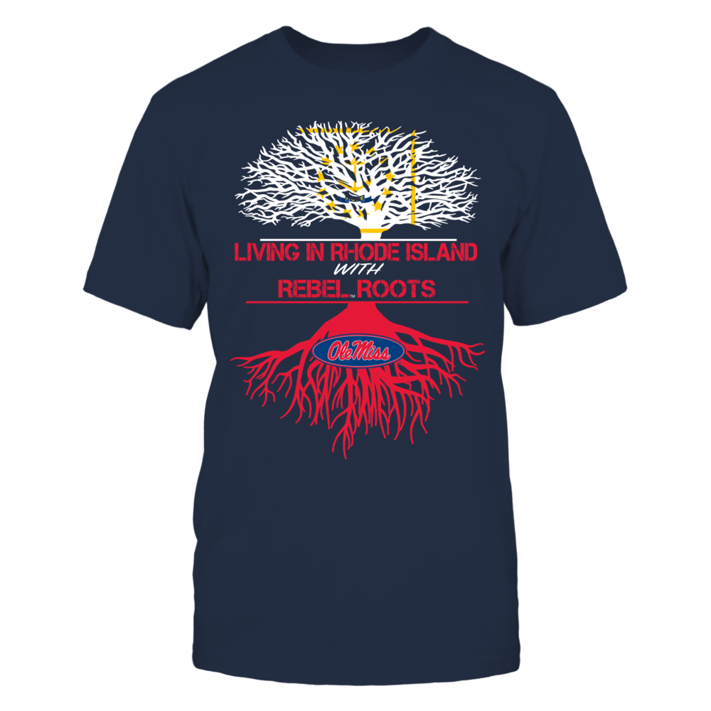 Ole Miss Rebels - Living Roots Rhode Island Front picture