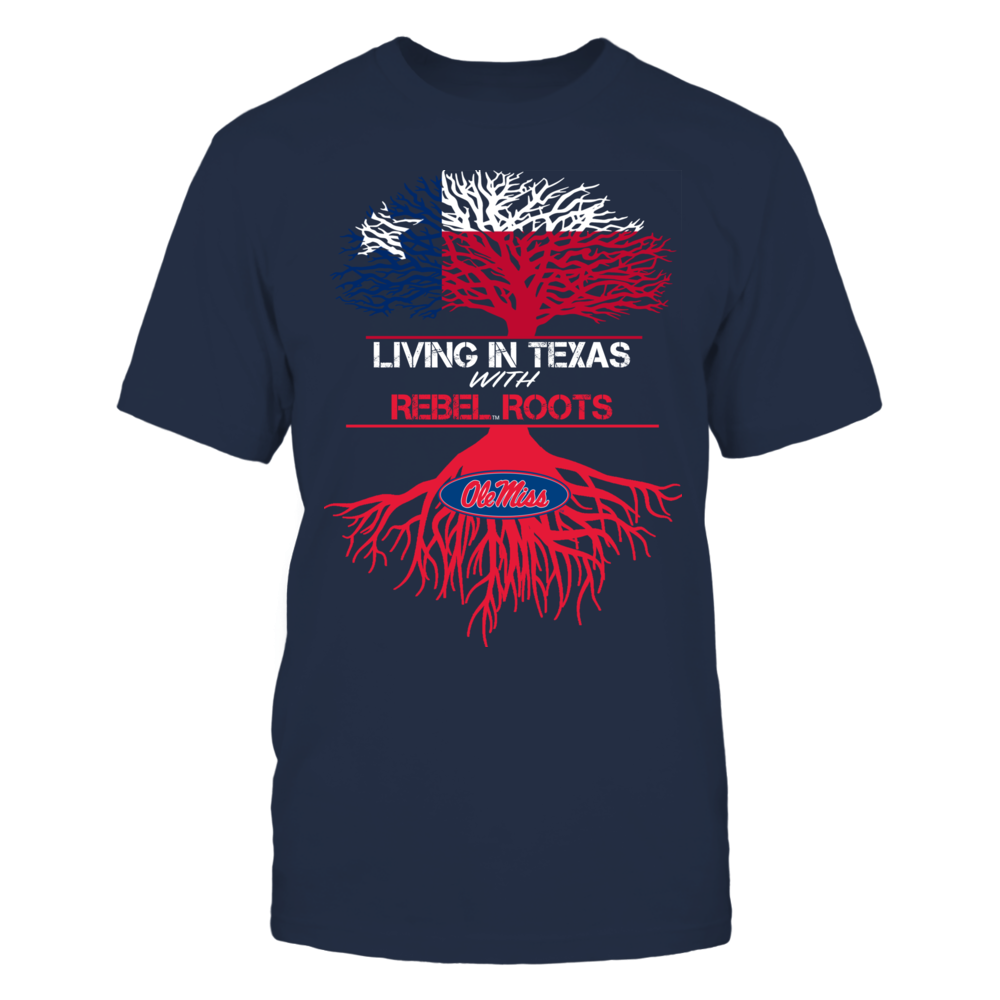 Ole Miss Rebels - Living Roots Texas Front picture