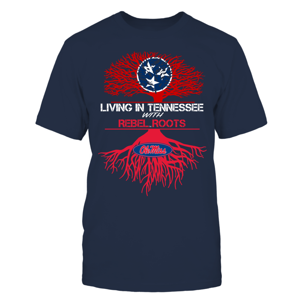 Ole Miss Rebels - Living Roots Tennessee Front picture