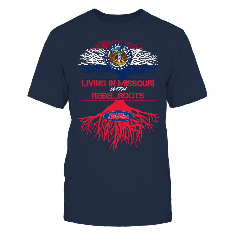 Ole Miss Rebels - Living Roots Missouri Front picture