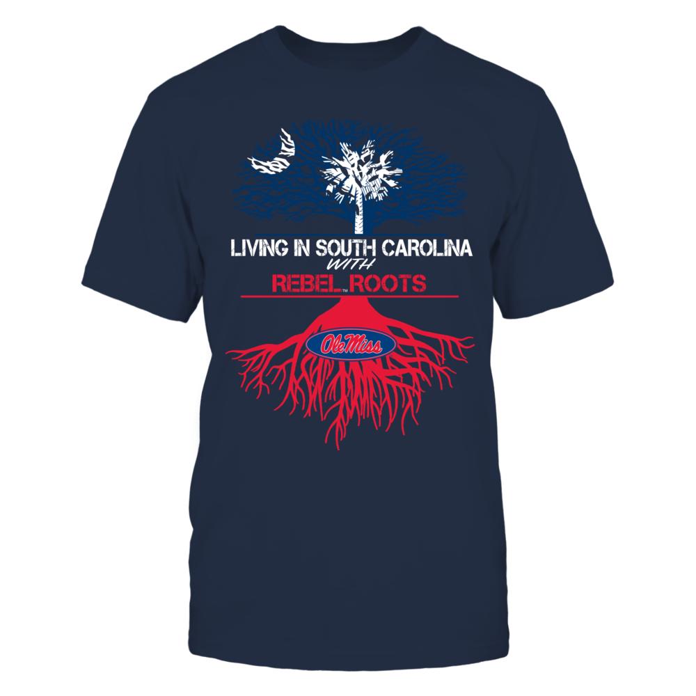 Ole Miss Rebels - Living Roots South Carolina Front picture