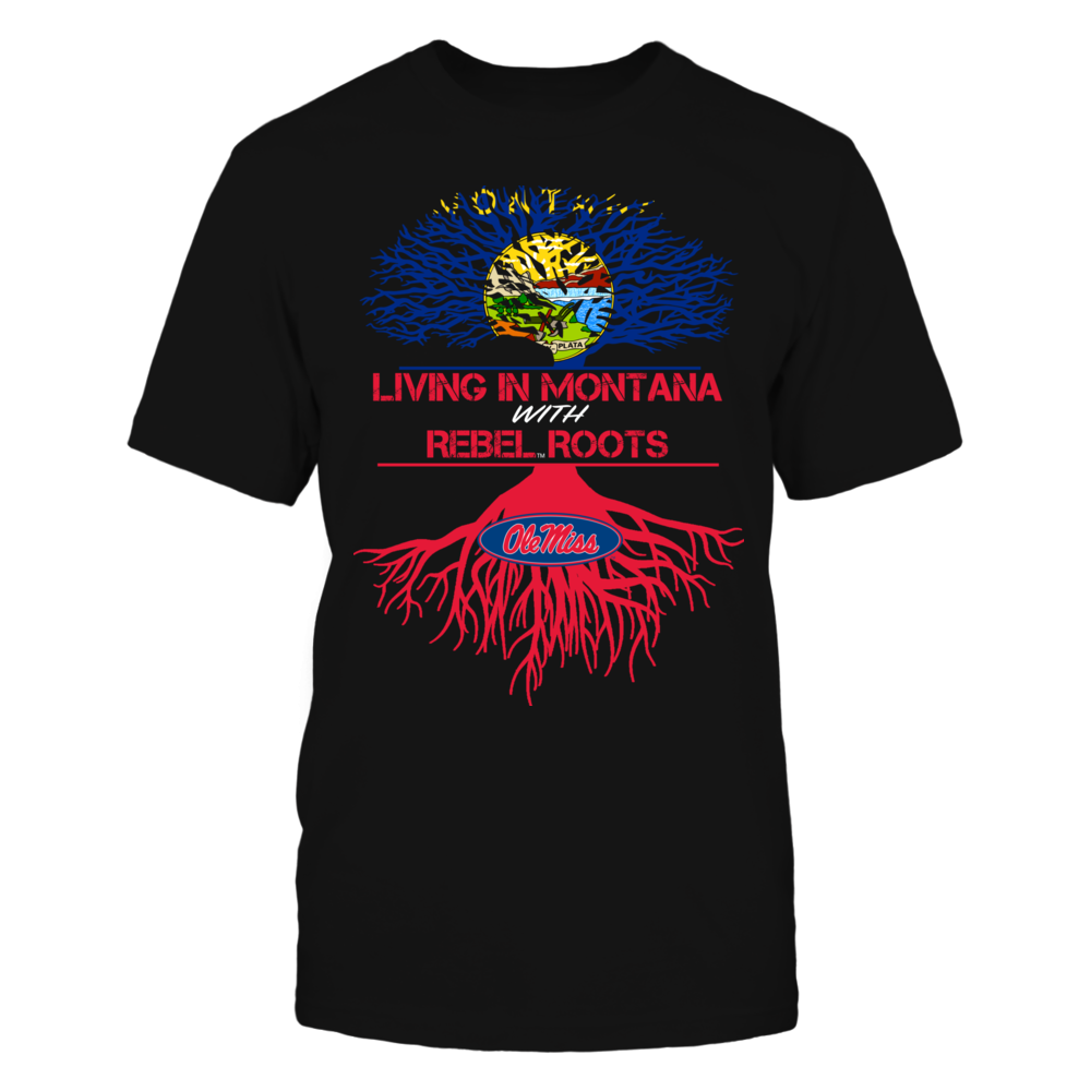 Ole Miss Rebels - Living Roots Montana Front picture