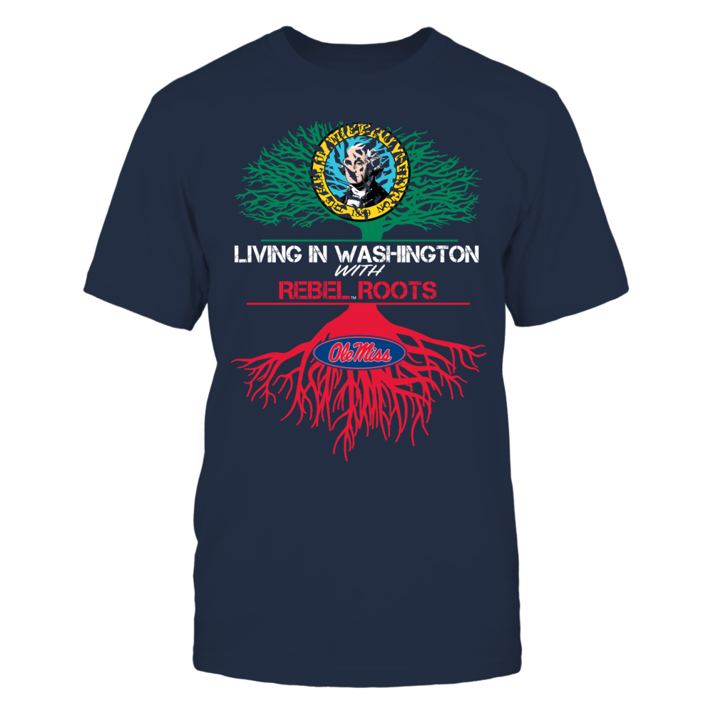 Ole Miss Rebels - Living Roots Washington Front picture