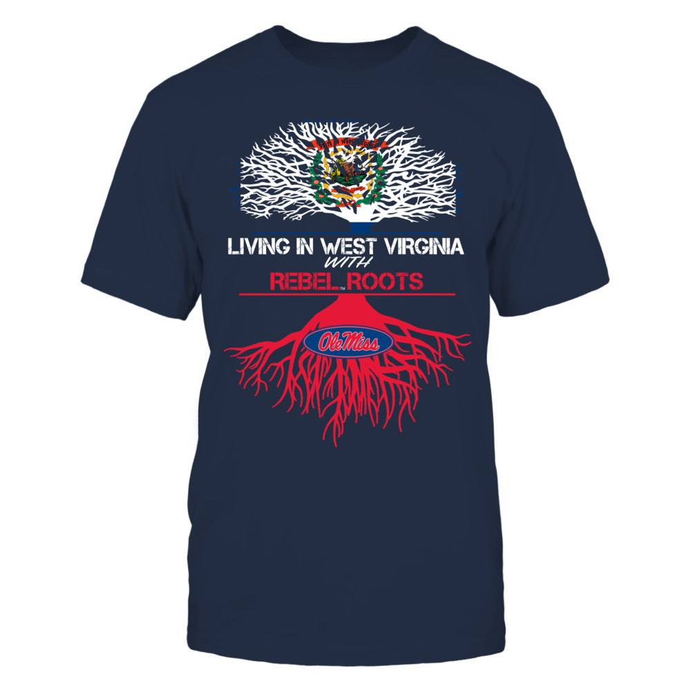 Ole Miss Rebels - Living Roots West Virginia Front picture