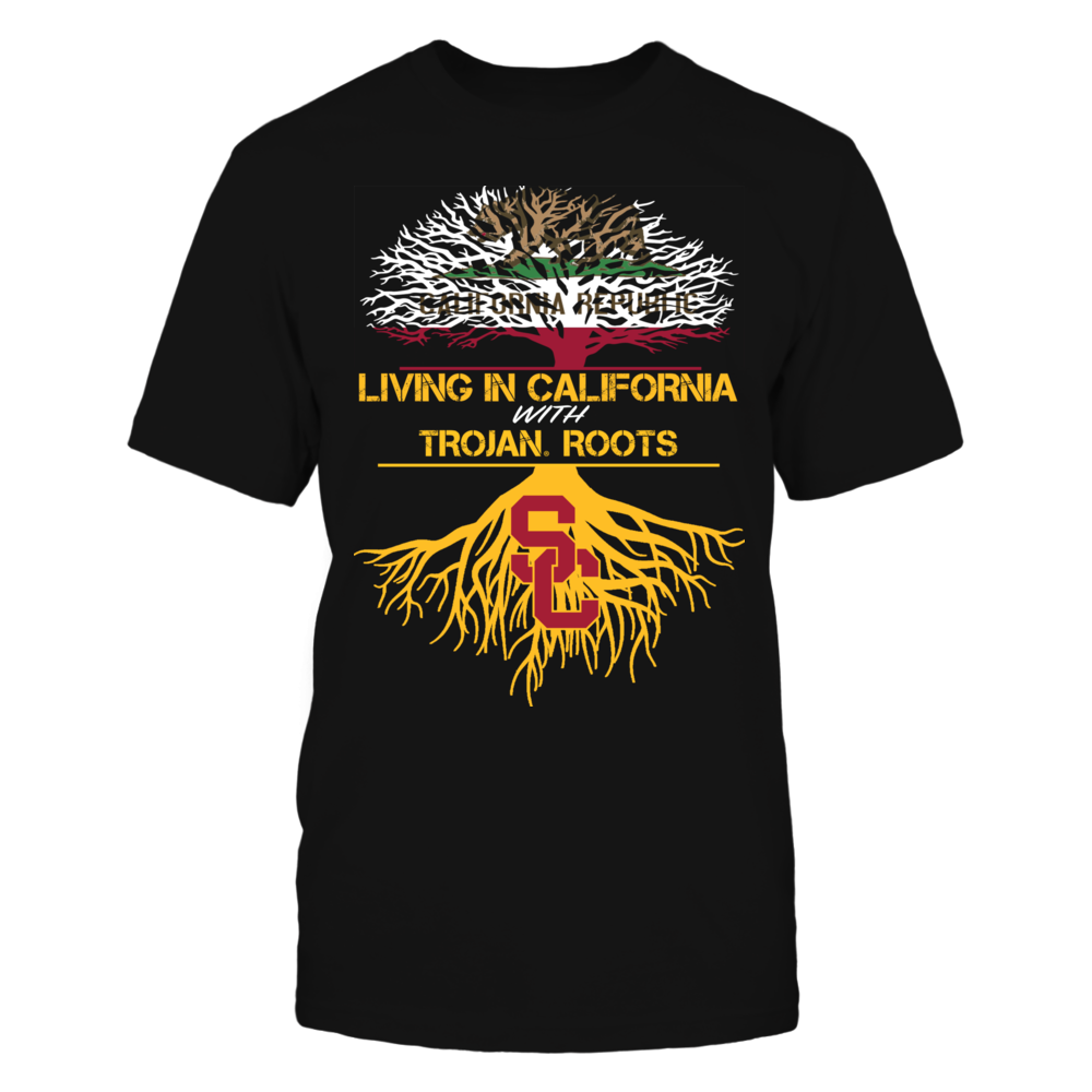 USC Trojans - Living Roots California Front picture
