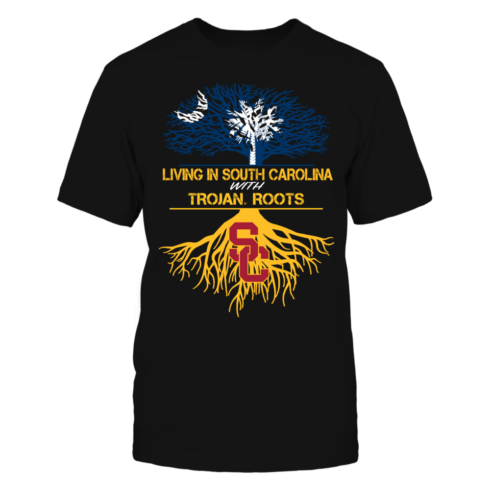 USC Trojans - Living Roots South Carolina Front picture