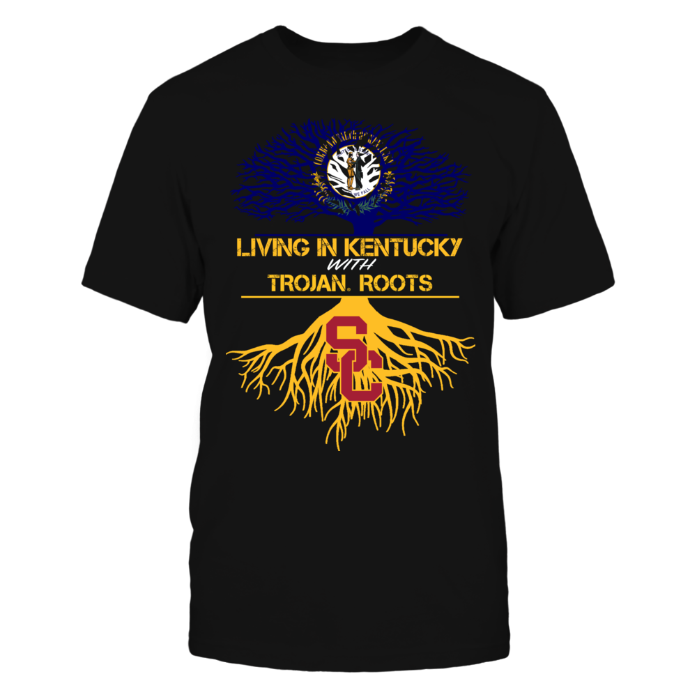 USC Trojans - Living Roots Kentucky Front picture