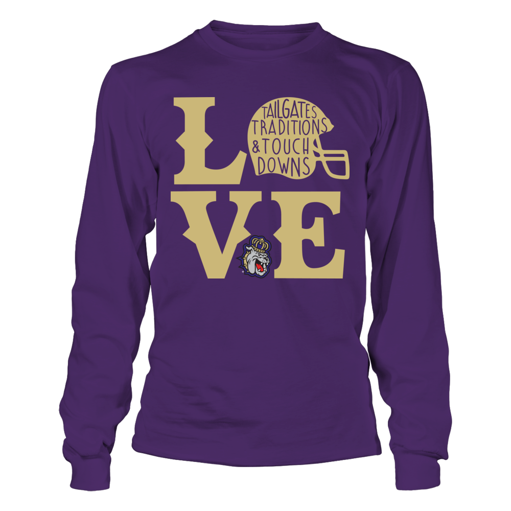 James Madison Dukes - Football Love Front picture
