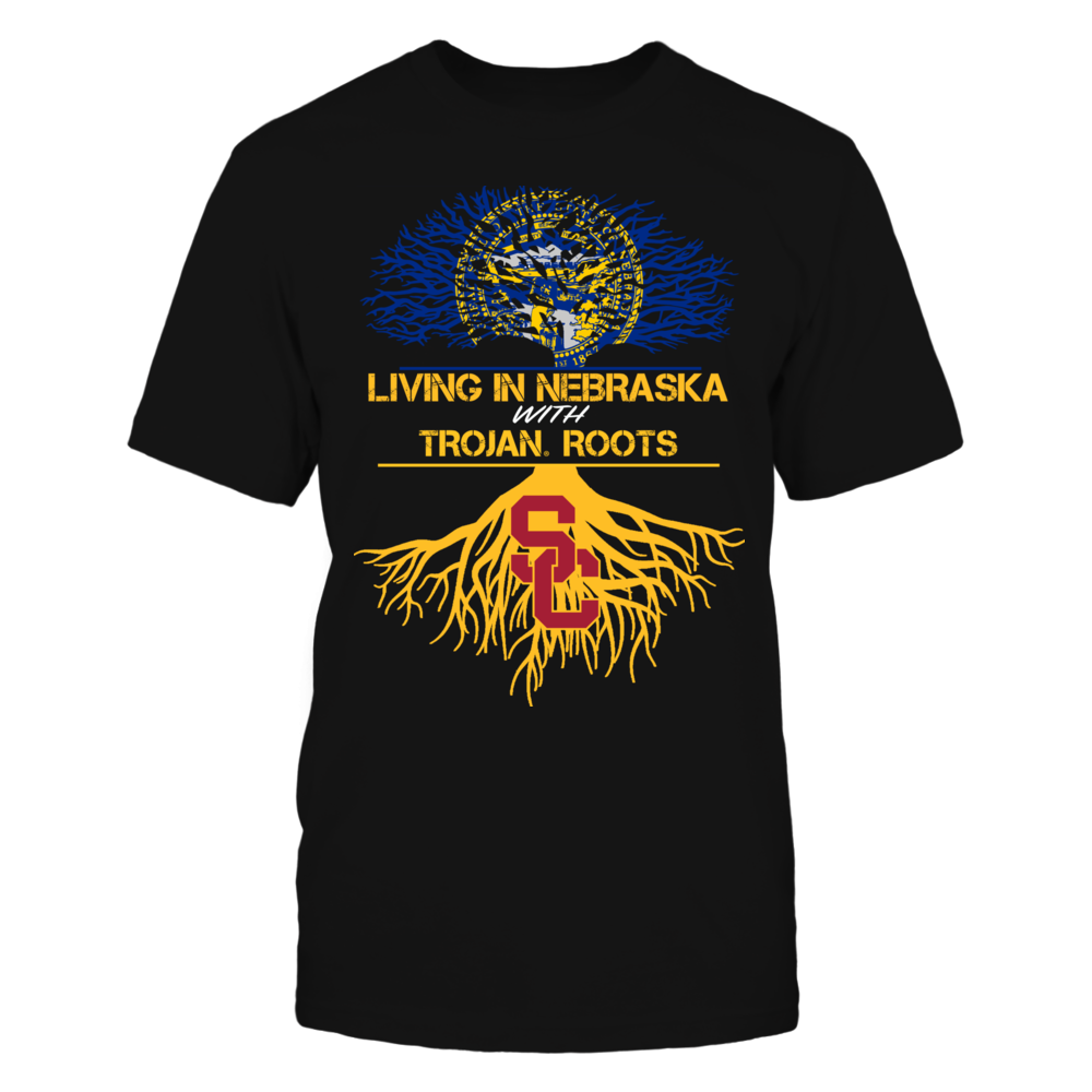 USC Trojans - Living Roots Nebraska Front picture