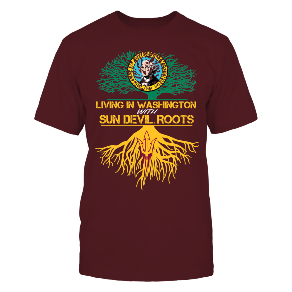 Arizona State Sun Devils - Living Roots Washington Front picture