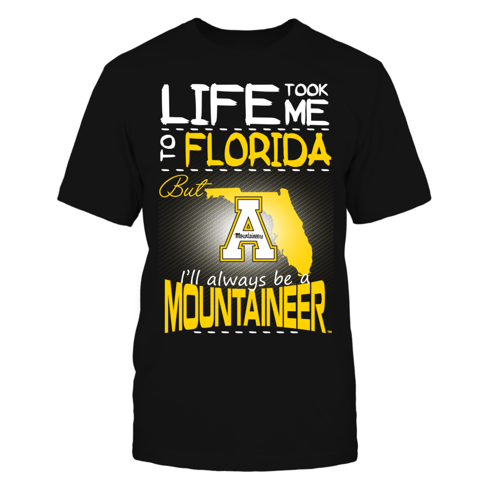 Appalachian State Mountaineers - Life Took Me To Florida Front picture