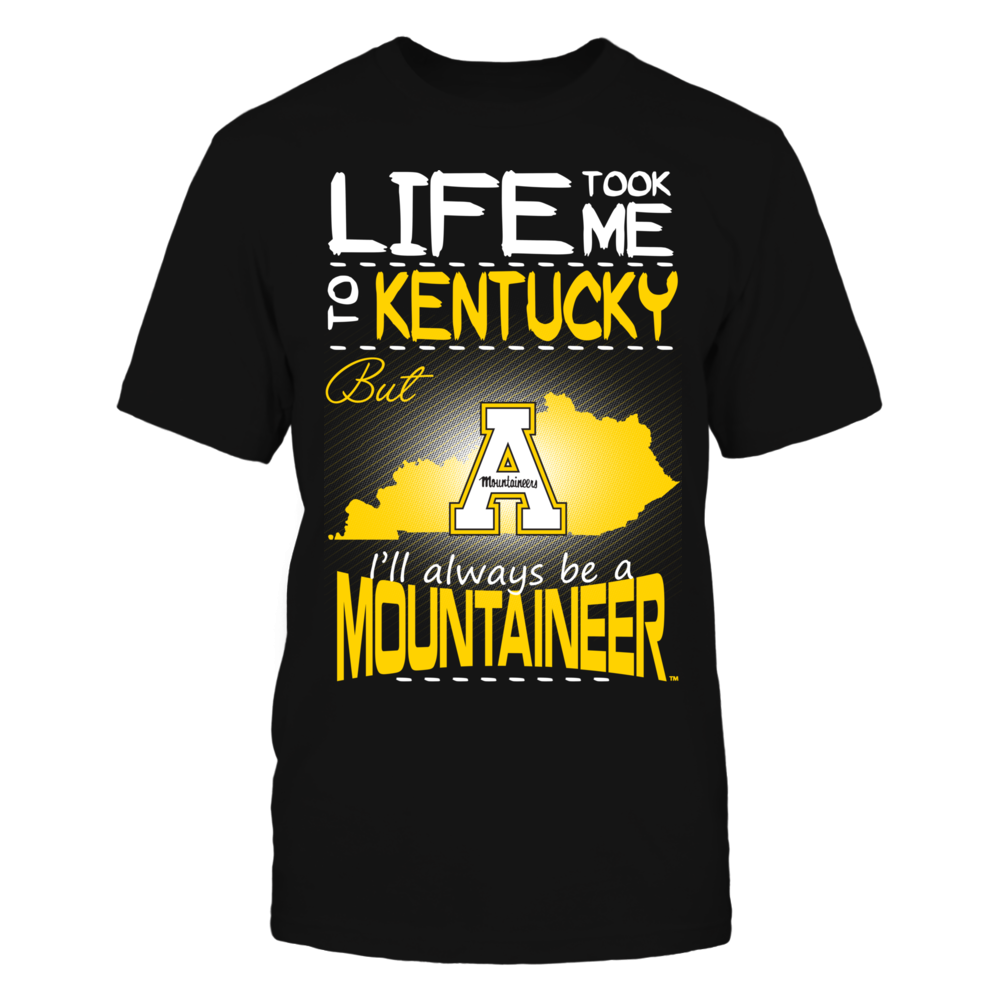 Appalachian State Mountaineers - Life Took Me To Kentucky Front picture