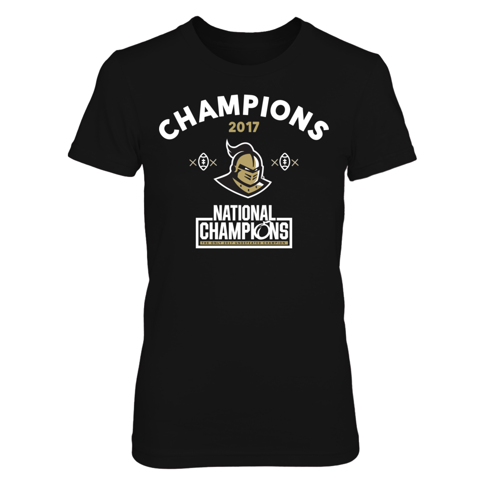 UCF National Championship Apparel Front picture