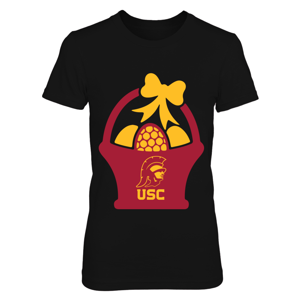 Easter Eggbasket - USC Trojans Front picture