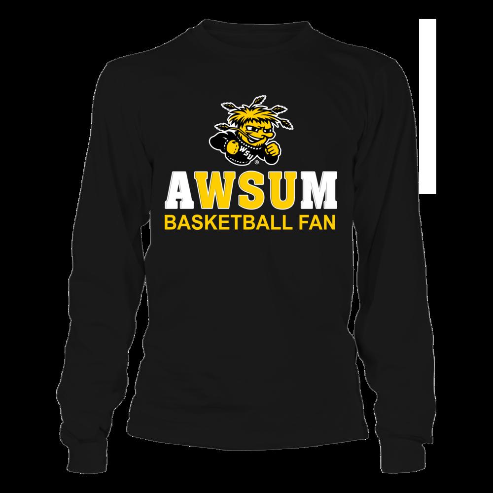 Wichita State Shockers - AWSUM Basketball Fan Front picture