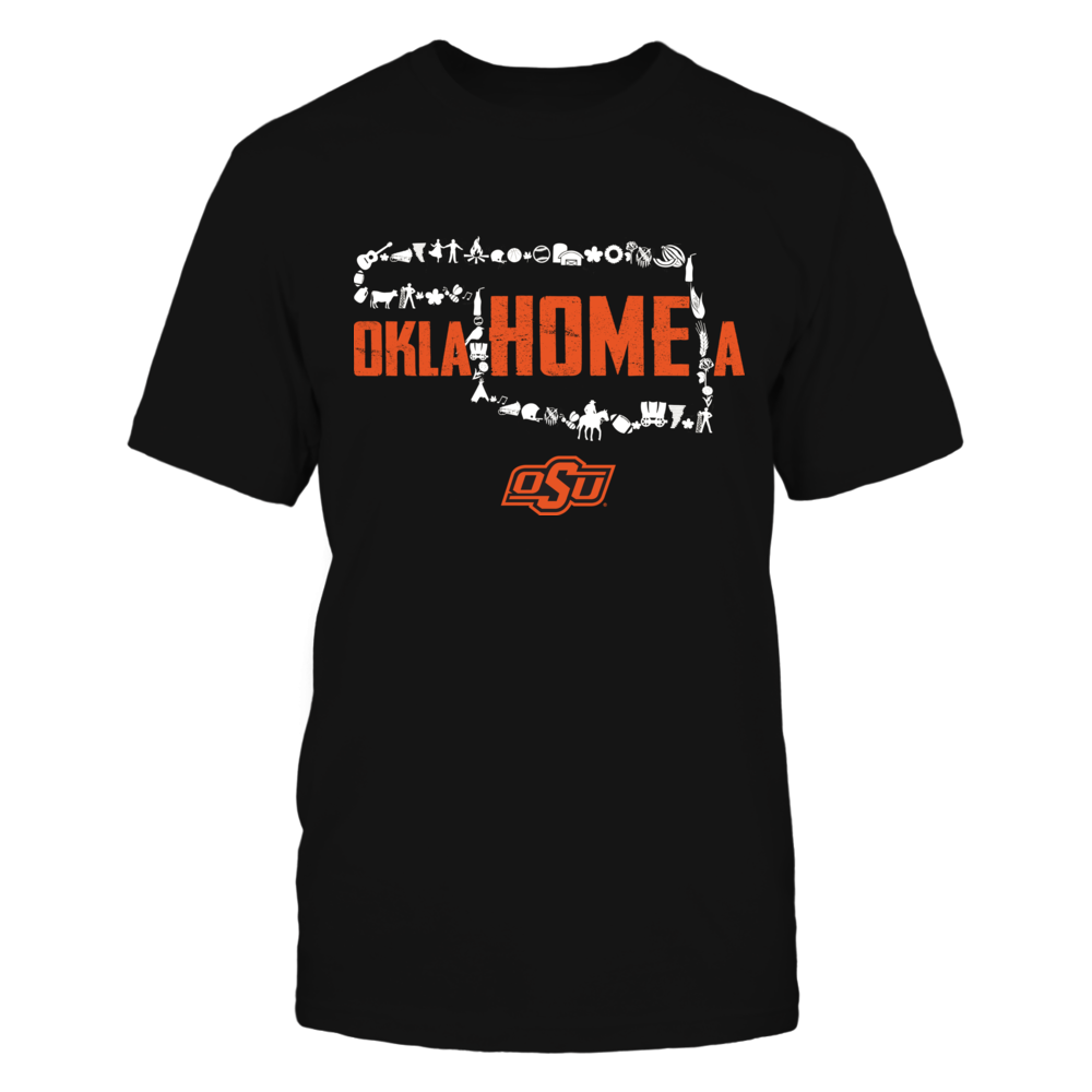 Oklahoma State Cowboys - OklaHOMEa Front picture