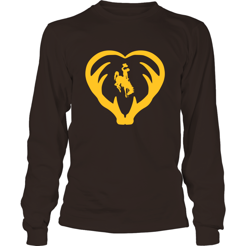 Wyoming Cowboys - Antler Heart Front picture