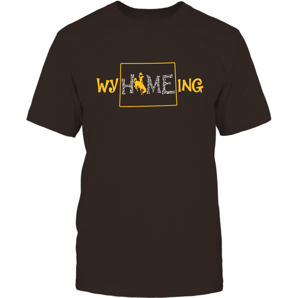 Wyoming Cowboys - Wy-Home-Ming Front picture