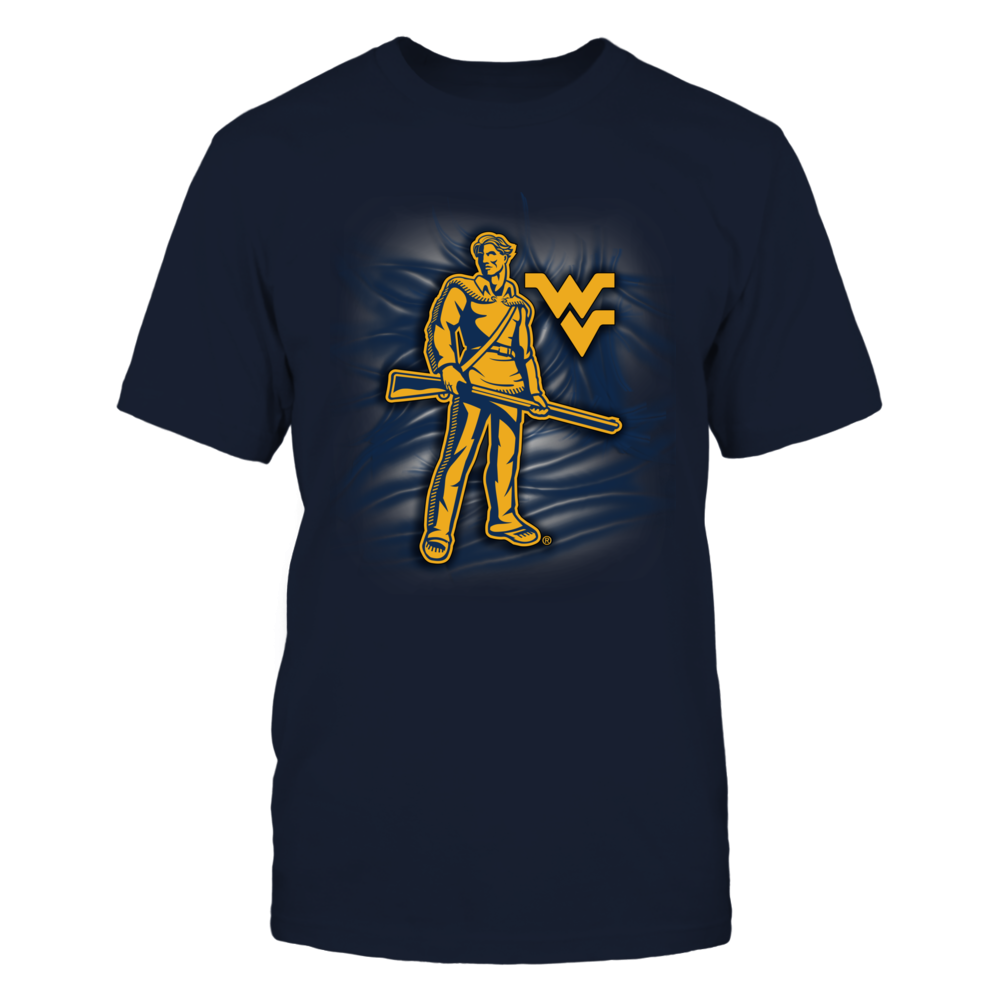 West Virginia Mountaineers - Mountaineers 3D Shirt Front picture