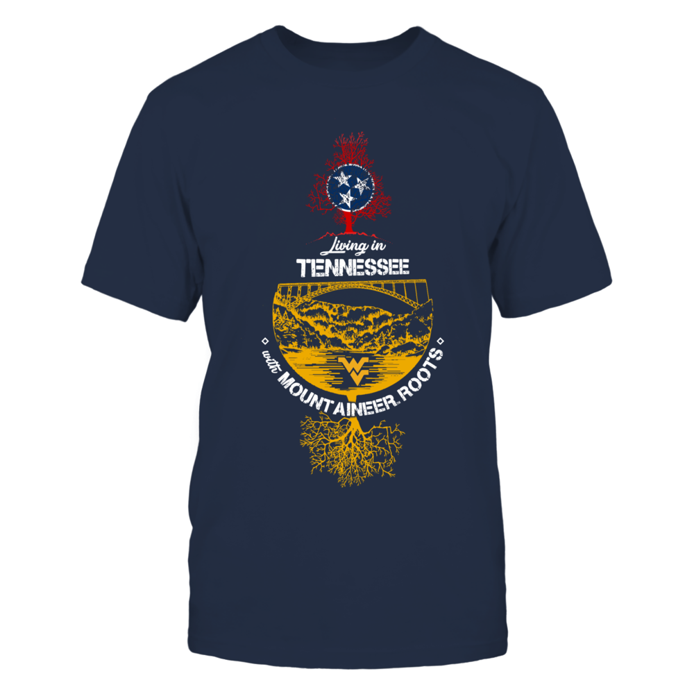 Living in Tennessee with Mountaineer Roots Front picture