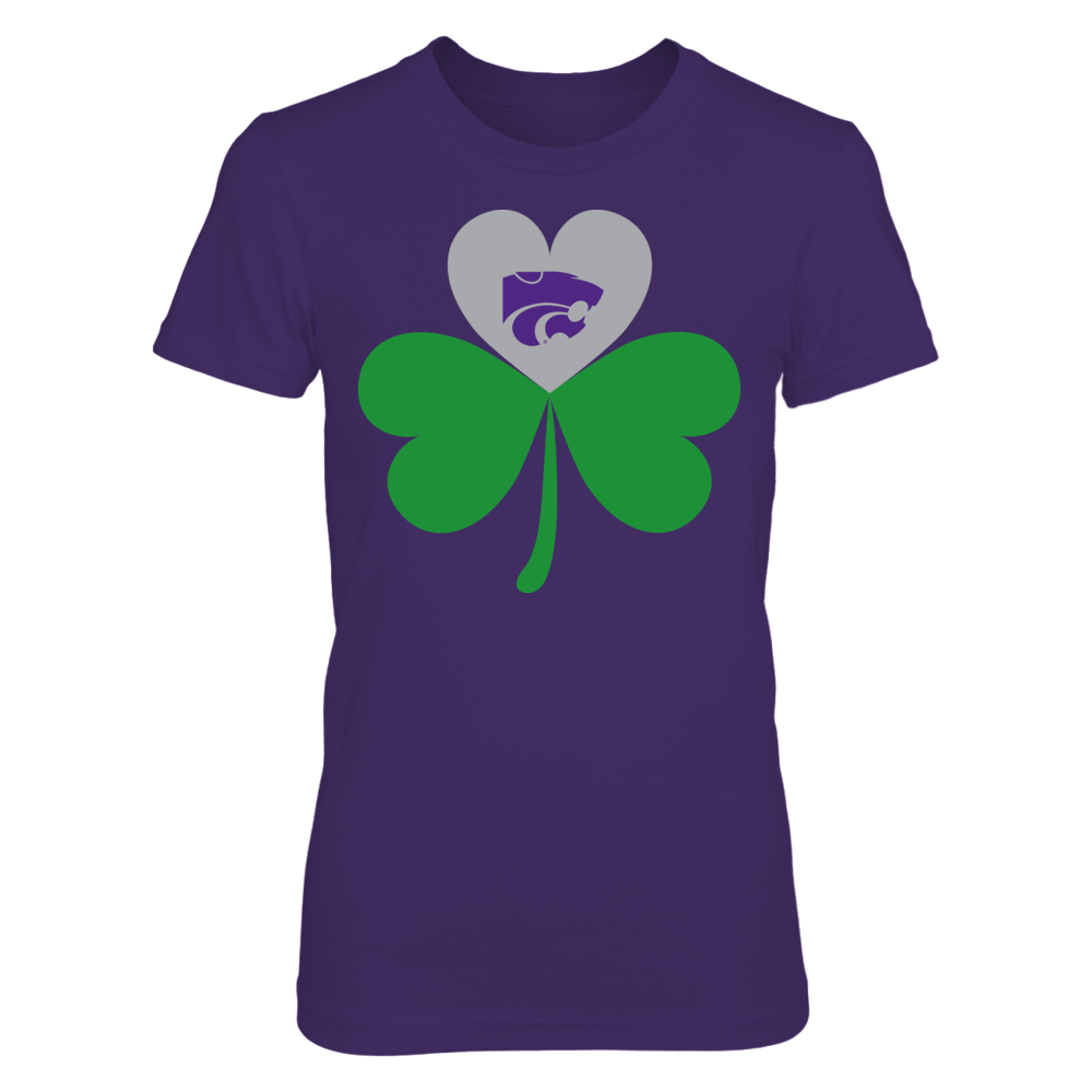Kansas State Wildcats - Shamrock Love Front picture