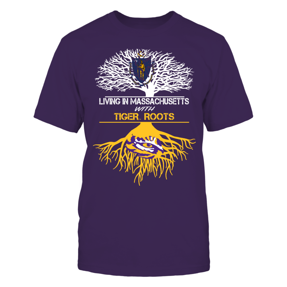 LSU Tigers - Living Roots Massachusetts Front picture