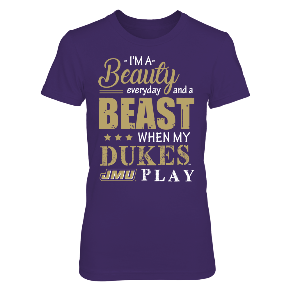 James Madison Dukes - A Beauty And A Beast Front picture