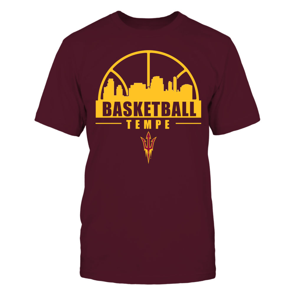 Arizona State Sun Devils - Skyline Inside Basketball Front picture