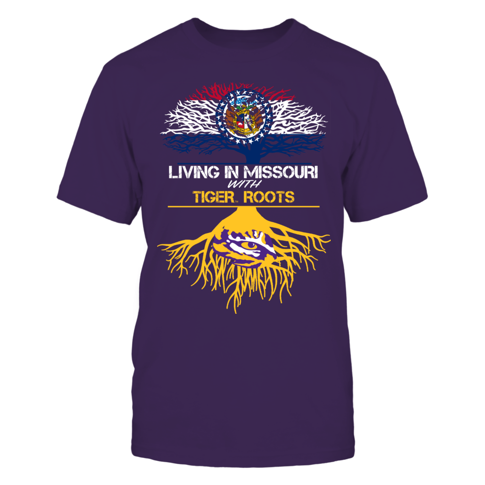 LSU Tigers - Living Roots Missouri Front picture