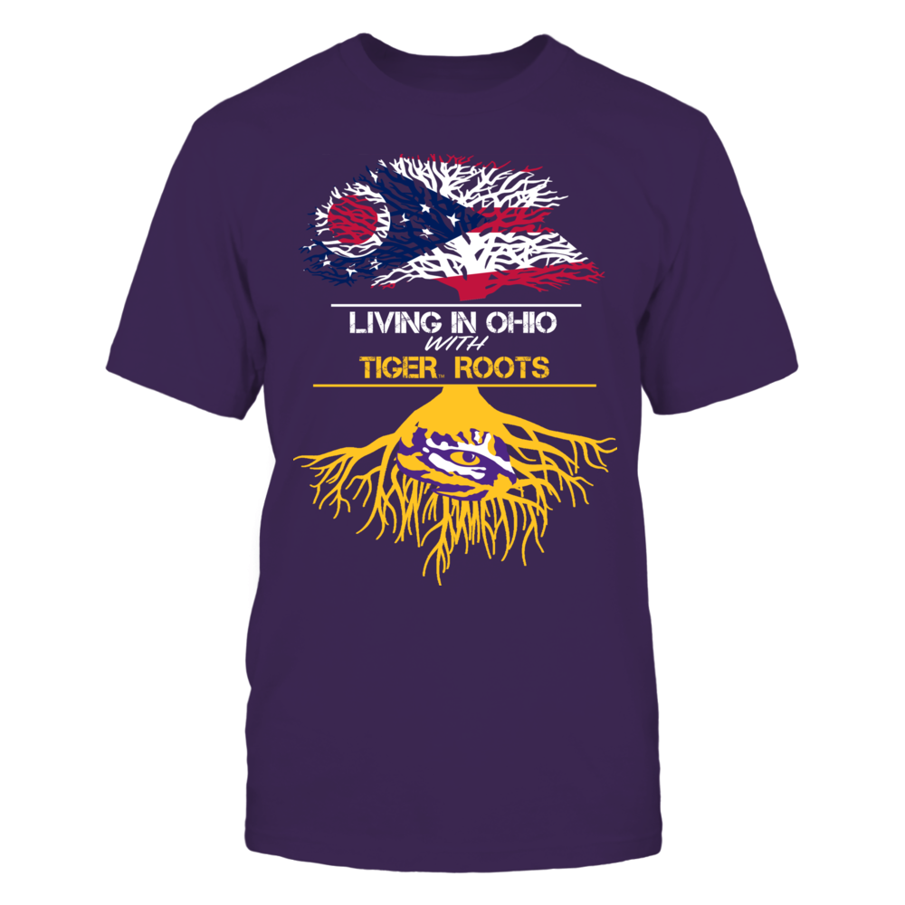 LSU Tigers - Living Roots Ohio Front picture