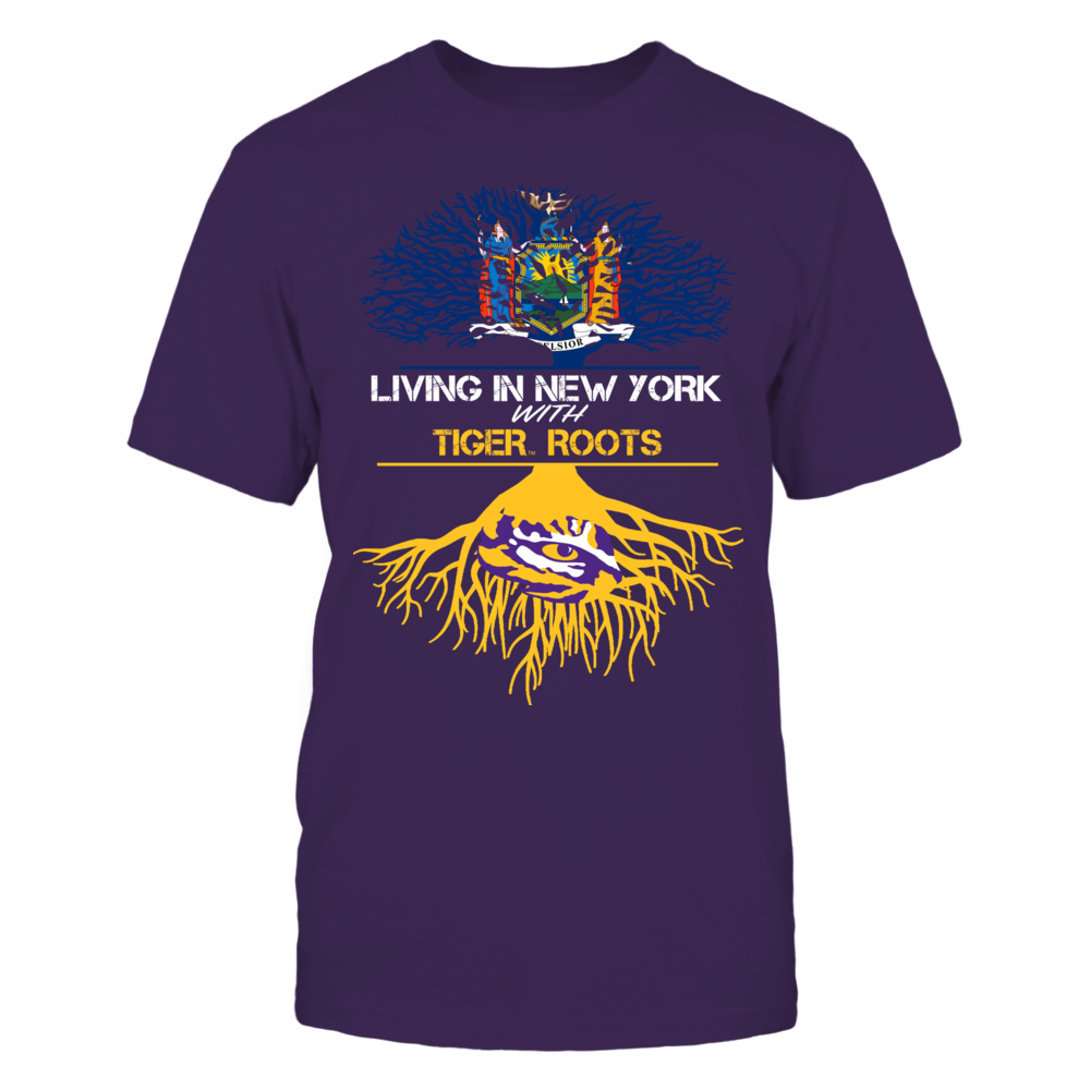 LSU Tigers - Living Roots New York Front picture